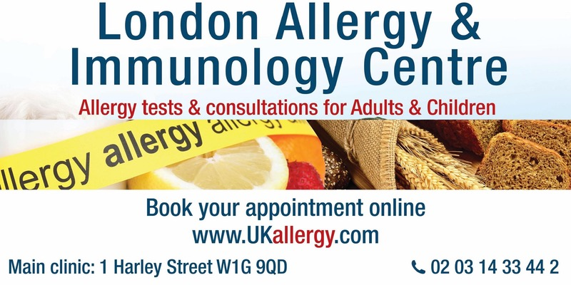 London Allergy and Immunology Centre Allergy Clinic London